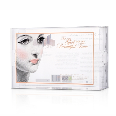 skin care product packaging